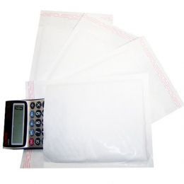 White Padded CD Size Bubble Envelopes 160X170mm